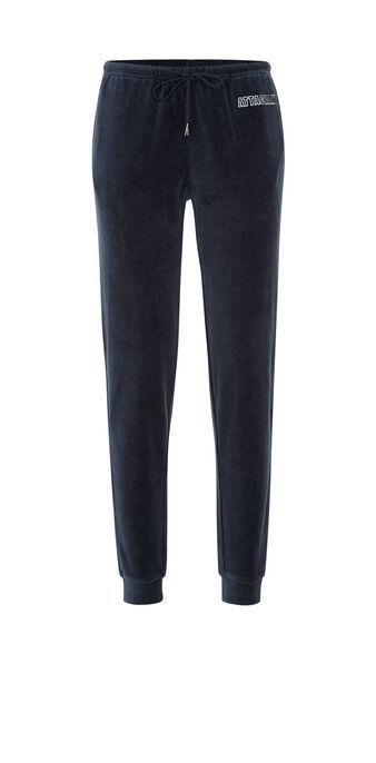 Pantalon bleu marine chiantiz blue.