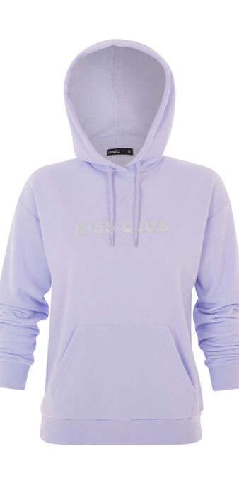 Sweatshirt paars palaliz purple.