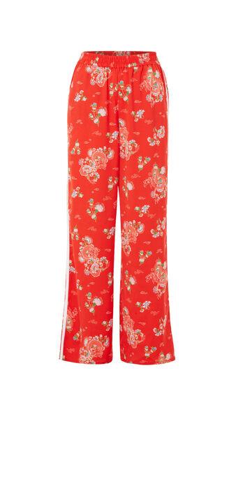 Pantalon rouge japotissiz red.