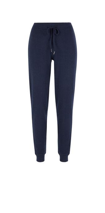 Pantalon bleu quodiz blue.