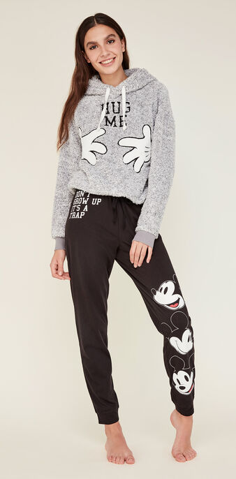 Pantalon jogging noir chrismiz black.