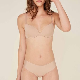 Lot de deux shorty nude micro nude.